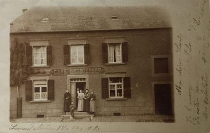 Café Weisgerber 1902
