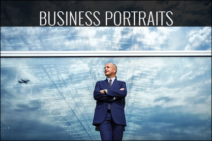 Business Portraits Frankfurt