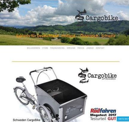 Beim Klick aufs Bild wechseln Sie in unseren CarfoBike Shop.