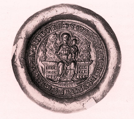 1318 и 1323 до 1427 Siegel Hochmeister