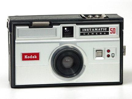 Meine erste Kamera ca. 1963