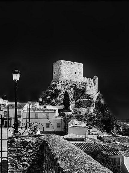 La forteresse andalouse