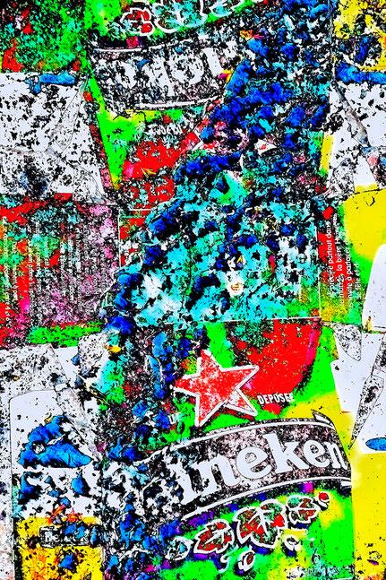Mateo Brigande, La galerie de Mateo, détails, proxy, lunette, bougies, lumières, bokeh, affiche, poster