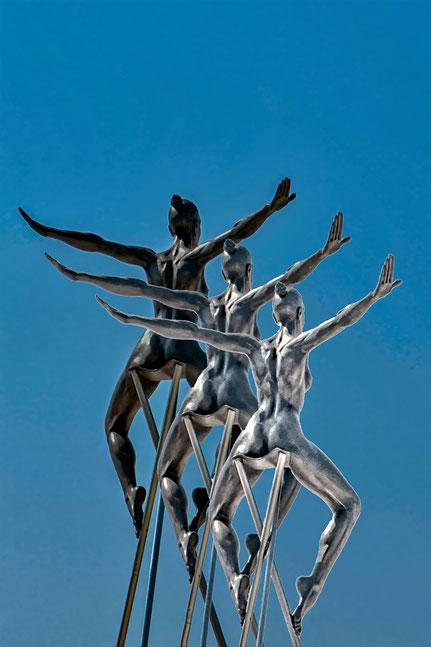 Mateo Brigande, La galerie de Mateo, bronze, buste, cariatide, marbre, statuette, boiserie, moulure, ornement, figurine, Nicolas Lavarenne, Antibes