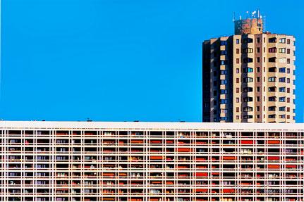 Mateo Brigande,La galerie de Mateo, Architecture, urbanisme, maison, bâtiment, immeuble, tour, HLM, Lyon, Tour