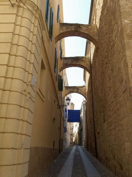Rue d'Alghero