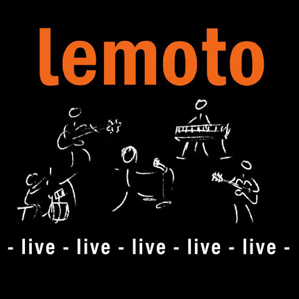 lemoto live Album 2011 cover front