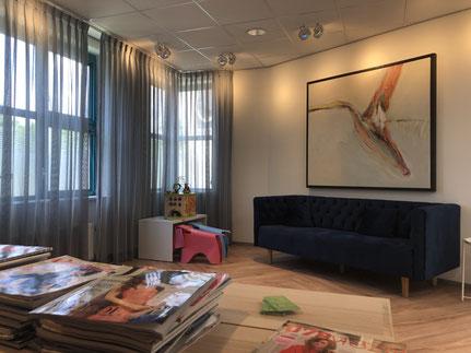 Wachtkamer Dentiz Dordrecht - De Lieve Tandarts