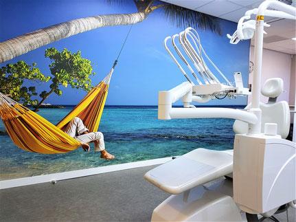 Behandelkamer tandarts Friends4Dents Den Dungen-Den Bosch