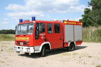 Einsatzspektrum: Brandbekämpfung, Hilfeleistung.