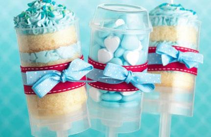 Bild: Kreative Cake-Pushpops zum Dekorieren und Verschenken