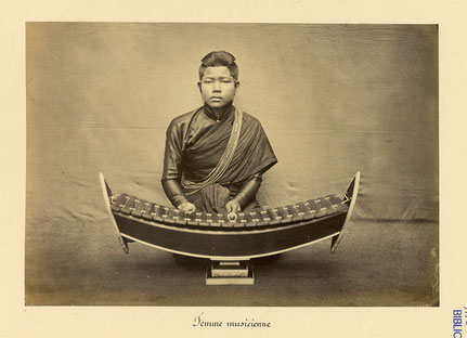 Oldest photograph of roneat ek. Émile Gsell, c. 1866-70