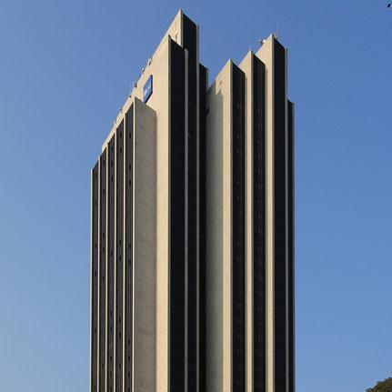 Congress center Hamburg Dammtor Radisson Blu Hotel  St. Pauli zweithöchstes Hochaus