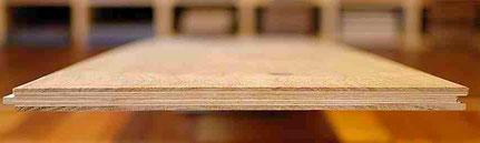 アンドウッド 無垢フローリング 新潟 調達記 andwood 単板貼りフローリング
