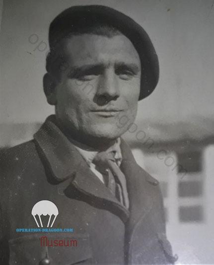 Paul GAETAN , chantier de Jeunesses 1942. Cavaillon.