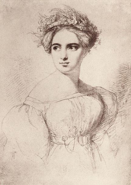 Fanny Mendelssohn Hensel, Wilhelm Hensel.