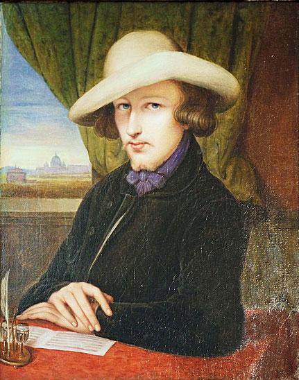 Imanuel Heinrich Lengerich, Charles Gounod, Regensburg