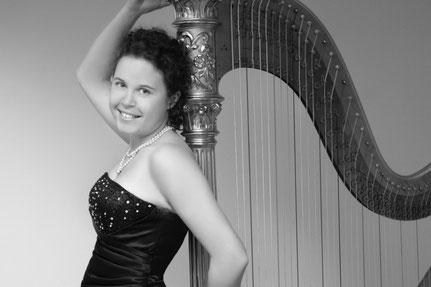 Katharina Steinbeis, Harfe, Harfenistin,