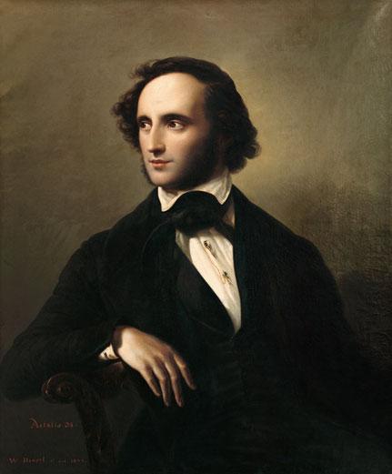 HENSEL, Felix Mendelssohn Bartholdy