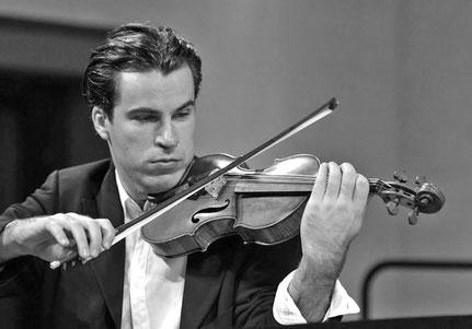 Daniel Röhn, Violine