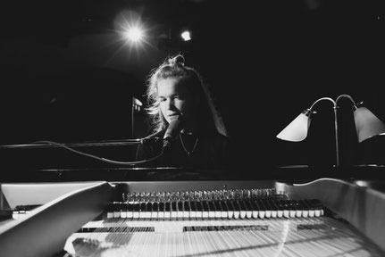 Lina Ida Wutzler Klavier Konzert Leipzig Tastentage