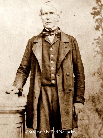 Johann Christoph Schwab 1798 - 1872