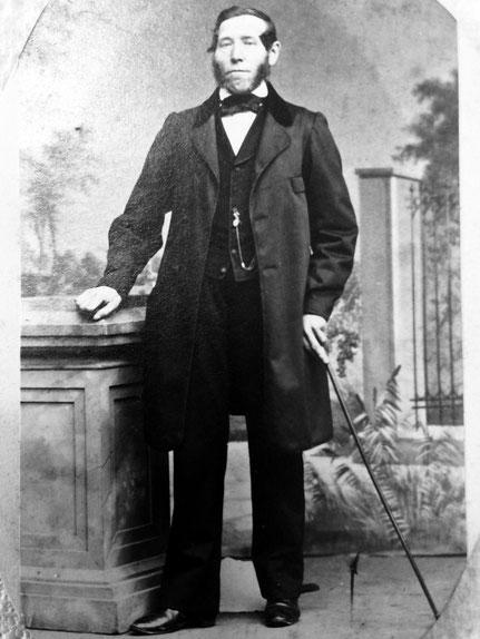 Johannes Lentz 1817 - 1896