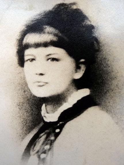 Marie Louise Langsdorf geb. Schwab 1864 - 1886