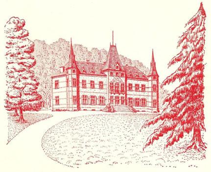 Le château de Lillois