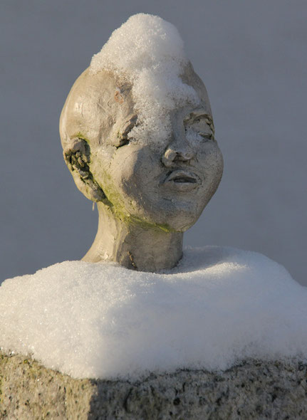 Irokese im Winter