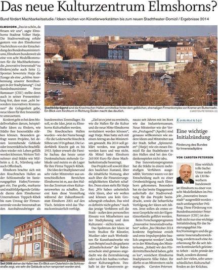 Elmshorner Nachrichten 14.12.2011