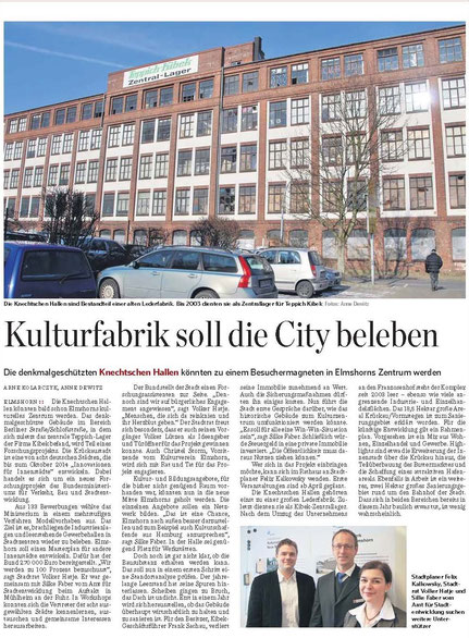 Hamburger Abendblatt 7.2.2012
