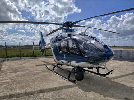 Hélicoptère gendarmerie