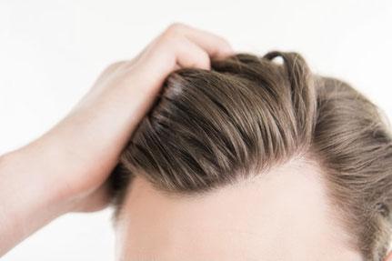 鍼治療によって髪の毛が生まれ変わるまでの流れ