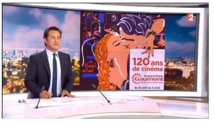 France 2 - Emilie Imbert Relations Presse