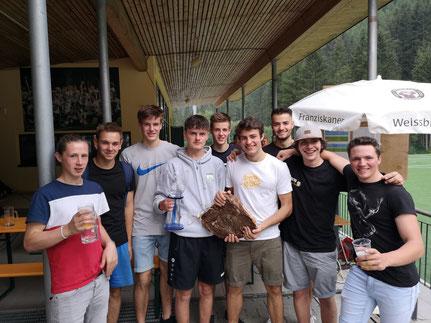 1. Platz: FC Siewillja