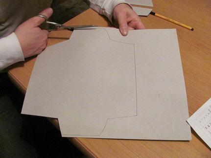 Naturabilis - Recycling Briefumschläge mit Gummierung selbst gemacht