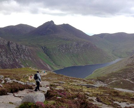The Mourne Mountain Challenge