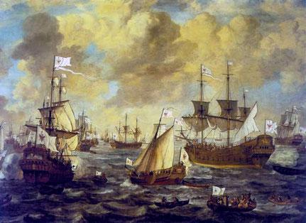Die kurbrandenburgische Marine