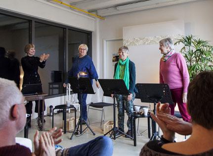 """Das Live-Hörspiel """"Amalie D."""" - ein Sprechkunst Projekt"""