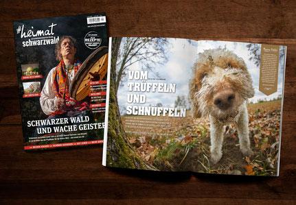 #heimat Schwarzwald Ausgabe 14 (1/2019)