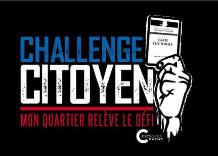 Challenge citoyen - Mon quartier relève le défi