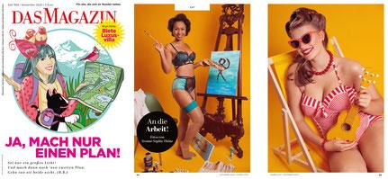 Das Magazin - Pin-Up Fotos von Yvonne Sophie Thöne
