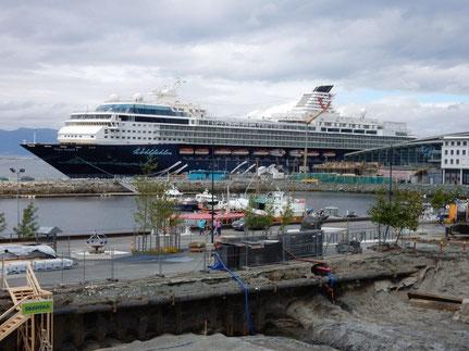 Kreuzfahrtschiff 'Mein Schiff'