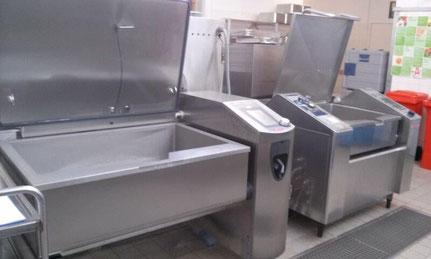 AR-Küchentechnik modernisiert Gastroküchen in Oberbayern