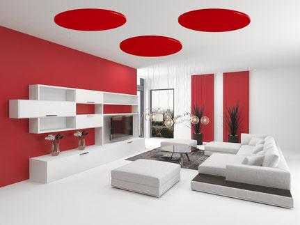Fast jede RAL-Farbe ist möglich, matt oder glänzend