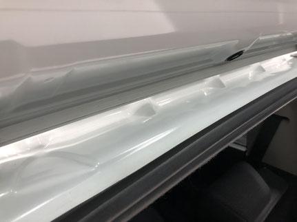 車の細部洗浄とコーティング