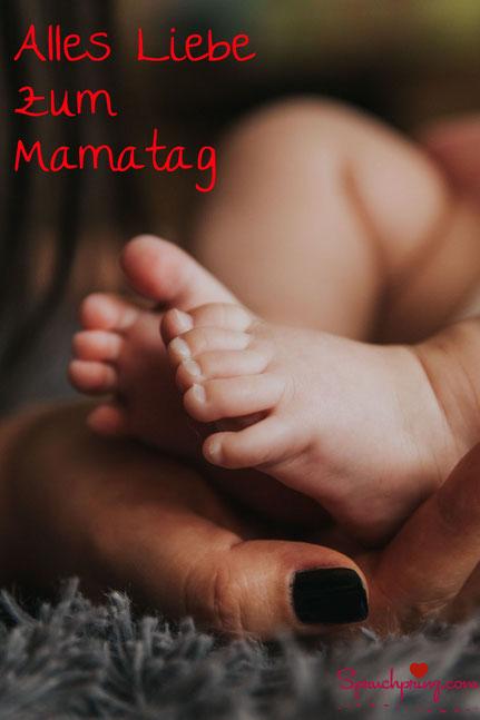 Zitate Alles Liebe zum Mamatag