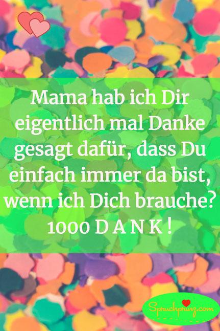 Schöne Zitate zum Muttertag