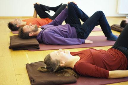 Feldenkrais Methode - Bewusstheit durch Bewegung - Funktionale Integration